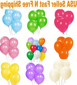 "12"" Latex Balloons 25/50/100/150 pcs  for Birthday Wedding P"