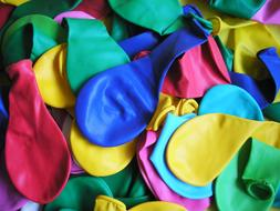 """144pk  Assorted colors 11""""  Latex Birthday Party Balloons  D"""