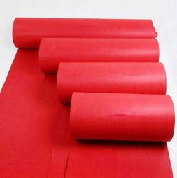 15ft Hollywood Party Red Carpet Scene Setter Fabric Floor Ru