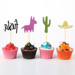 24/Pack of Mexican <font><b>Carnival</b></font> Theme <font>