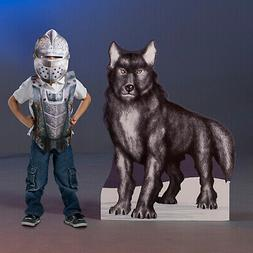 4 ft. 6 in. Seven Kingdoms Wolf Standee