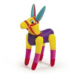 4ft. Inflatable Donkey BURRO Pinata Cinco De Mayo Spanish pa
