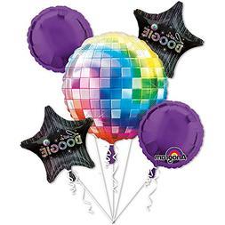 70's Disco Fever Bouquet Of Balloons