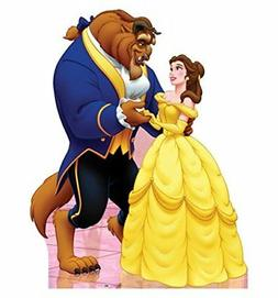 Advanced Graphics 785 Beauty And The Beast Life-Size Cardboa