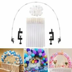 balloon arch column table stand base frame