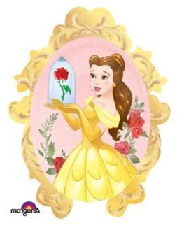 "Belle Beauty And The Beast 31"" Anagram Balloon Birthday Part"