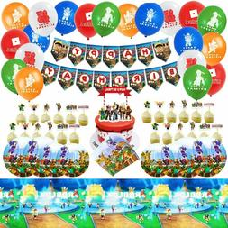 Birthday Party Decorations For Kids Game Birthday Party Supp