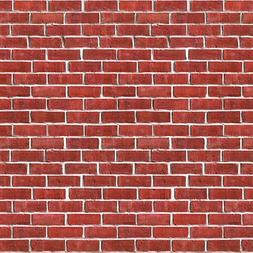 Brick Wall Backdrop Party Accessory