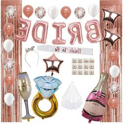 Bridal Shower Decorations by Serene Selection, Bachelorette