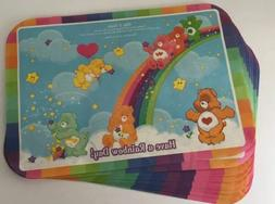 Care Bear Placemat Paper Party Supplies Craft Activity Birth