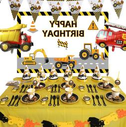 ChristmasConstruction Vehicles Excavator <font><b>Party</b><
