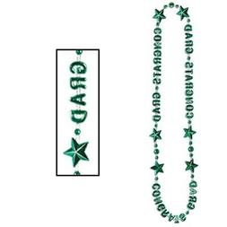 Congrats Grad Beads-Of-Expression  Party Accessory