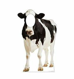 Advanced Graphics Cow Stand-in Life Size Cardboard Cutout