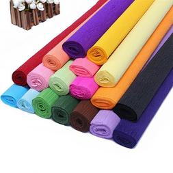 Crepe Paper Streamer Roll Wedding Birthday Party Decors Supp