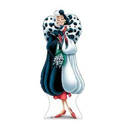 Advanced Graphics Cruella De Vil Life Size Cardboard Cutout