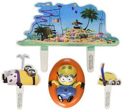 Despicable Me 2 Beach Party DecoSet Cake Decoration by Decop