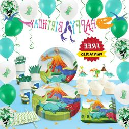 Dinosaur Birthday Party Supplies, Dinosaur Party Decorations