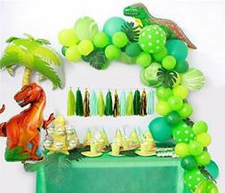 Dinosaur Party Supplies Little Dino Party Decorations Set fo