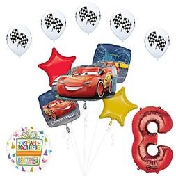 Mayflower Products Disney Cars 3 Lightning McQueen 3rd Birth