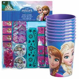 Disney Frozen Birthday Party Scene Setters Wall Decorating K