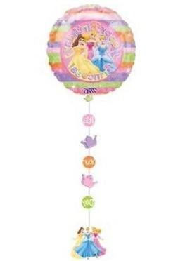 "Disney Princess 21"" Balloon Birthday Party Decorations"
