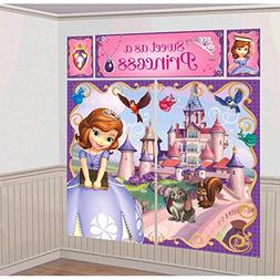 Disney Sofia The First Princess Birthday Party Scene Setters