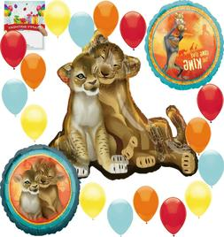 Disney The Lion King Birthday Party Supplies Balloon Decorat