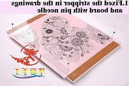 Augenblick DiY paper Quilling Tools et,stripper/co-ordinate/