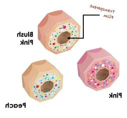 Donut Party Donut shape Favor Boxes 10 Per Pack Donut Birthd
