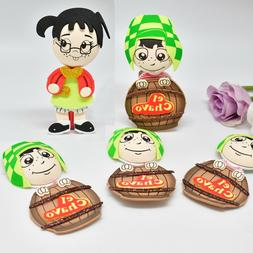 El Chavo Favors La Chilindrina Foam Decorations Recuerdos Pa