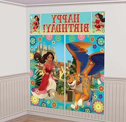 ELENA OF AVALOR SCENE SETTER WALL DECORATING KIT 5 PIECE ~ B