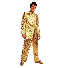 Elvis Presley in Suit Life-Size Cardboard Stand-Up Talking:
