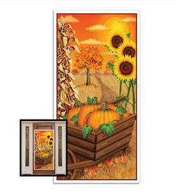 Fall Door Cover Party Accessory   30 in. x 60 in