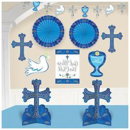 FIRST COMMUNION ROOM Party Decorations Table Wall Banner Rel