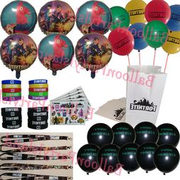 fortnite balloons decorations fortnite birthday party favors