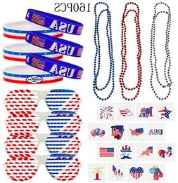 Moon Boat Fourth/4th Of July Accessories - Patriotic Party D