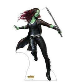 Gamora Avengers Infinity War Lifesize Cardboard Cutout Party