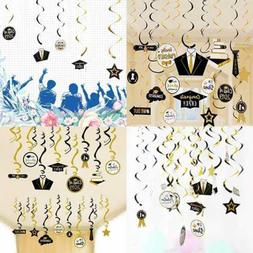 Graduation Party Supplies Decorations 2019 Hanging Swirls St
