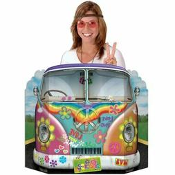 Hippie Bus Photo Prop Party Accessory