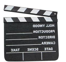 HOLLYWOOD MOVIE DIRECTORS CLAP BOARD