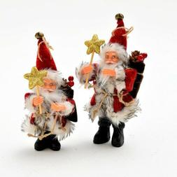 Home Decor Party Ornaments Santa Doll Small Gifts Cute Toys