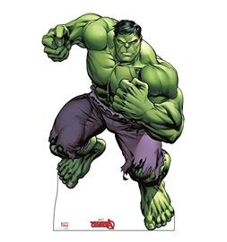 Advanced Graphics Hulk Life Size Cardboard Cutout Standup -