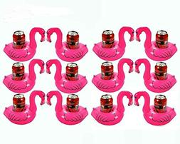 inflatable pool flamingo coasters cool