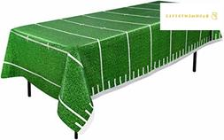 Kangaroo's Game Day Football Tablecover Party Decorations