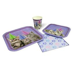 Blue Orchards Kitten Standard Party Packs , Kitten Party Sup
