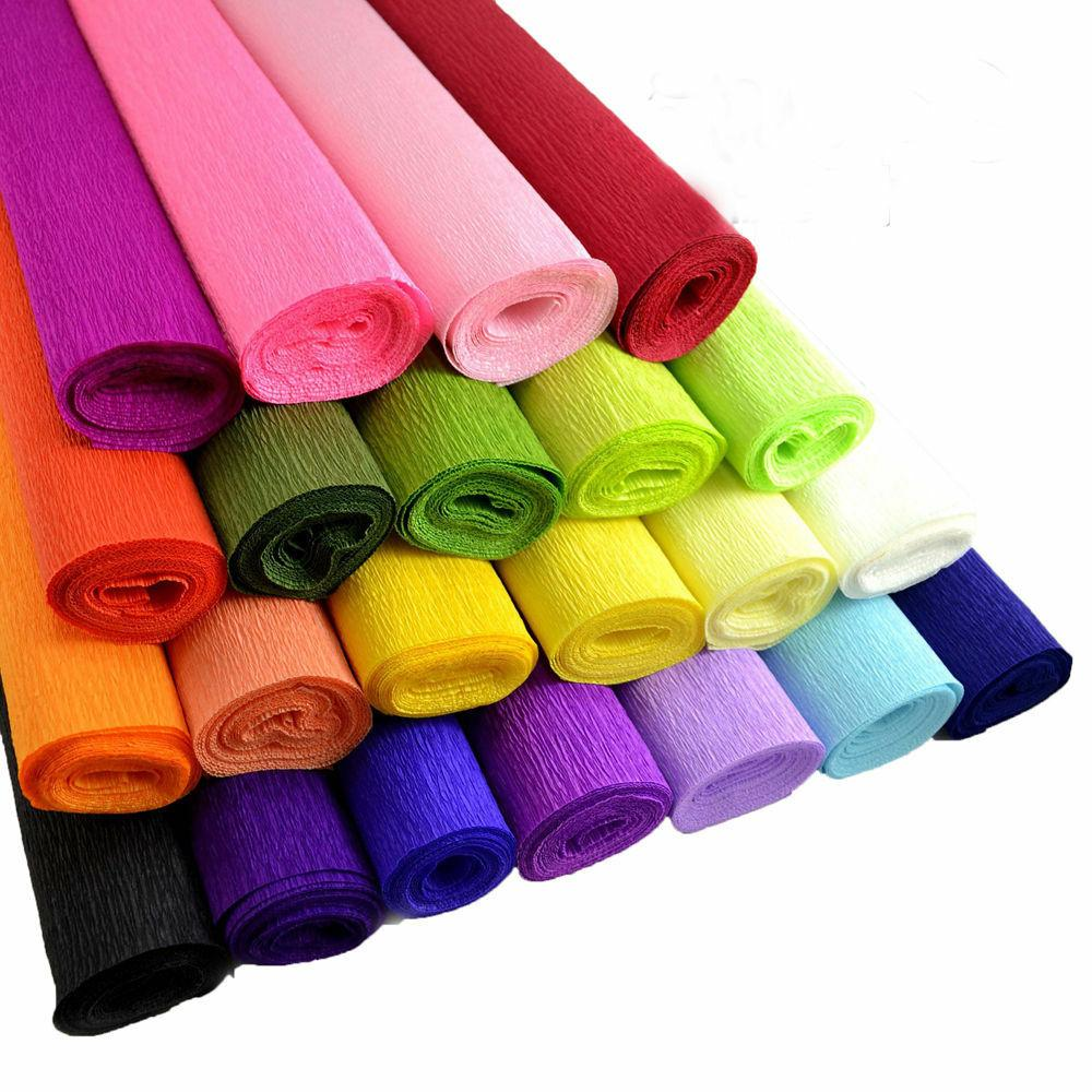 1 x crepe paper streamer roll wedding