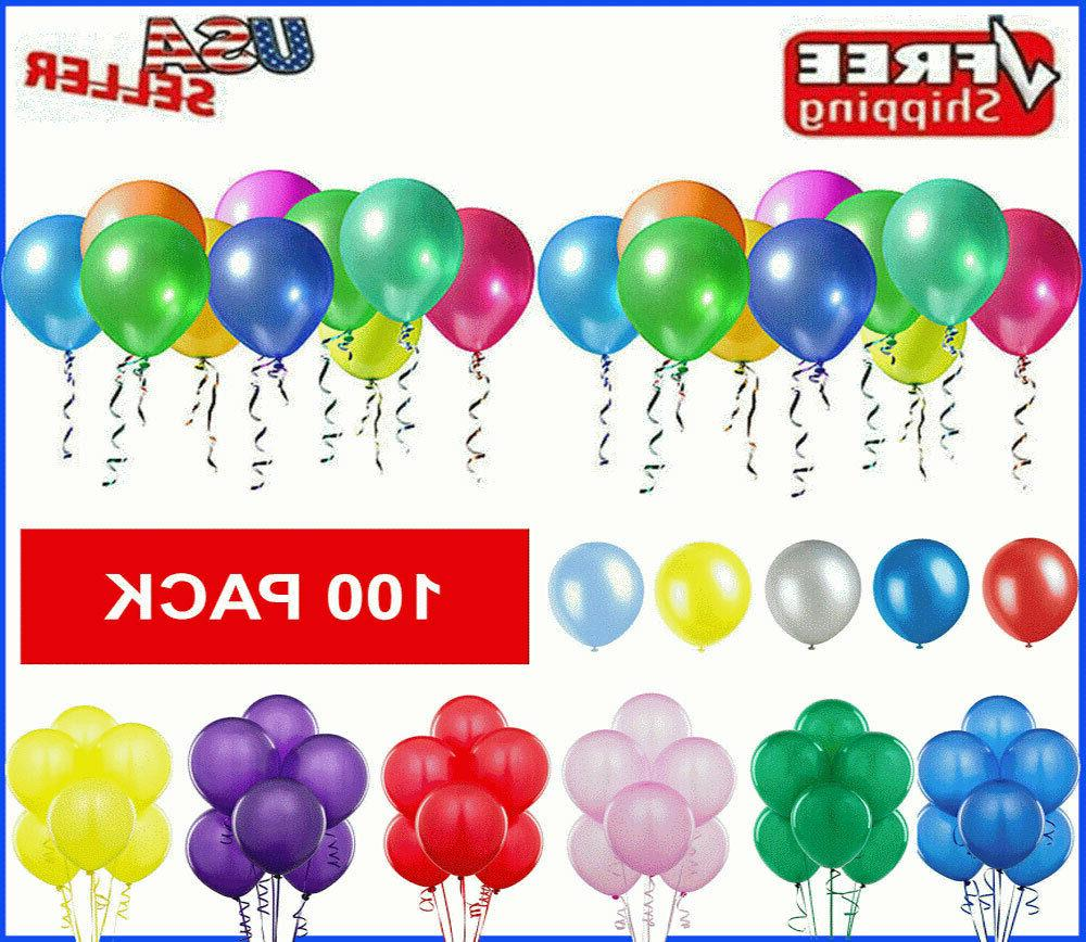 Party Colorful 10 Inch