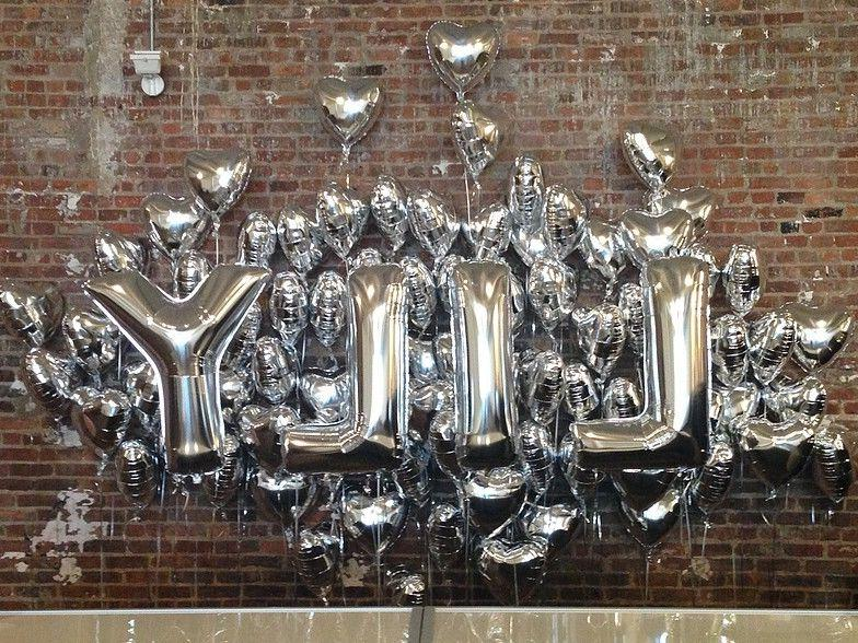"16"" 40"" Letter Balloons Party Birthday Wedding"
