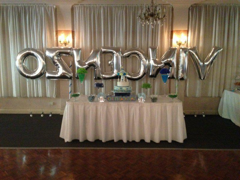 "16"" Letter Number Birthday Wedding Decorations"