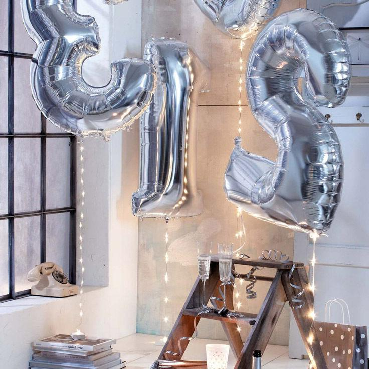 "16"" 40"" Mylar Letter Party Birthday Wedding Decorations"